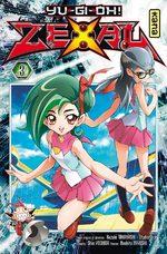 couverture, jaquette Yu-Gi-Oh! Zexal 3