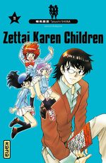 Zettai Karen Children 11