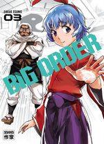 Big Order T.3 Manga