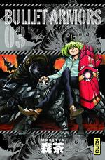 Bullet Armors 3 Manga