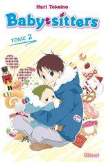 Baby-Sitters 2 Manga
