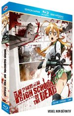 Highschool of the Dead 1 Série TV animée