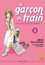 Le Garçon du Train : Moi Aussi, Je Pars à l'Aventure ! 2 Manga