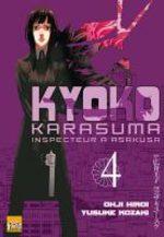 Kyoko Karasuma, Inspecteur à Asakusa 4