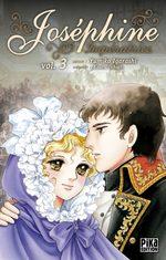 Joséphine impératrice T.3 Manga