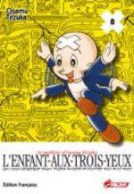 L'Enfant aux Trois Yeux 8 Manga