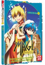 Magi - The Labyrinth of Magic 1