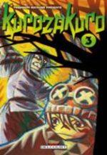 Kurozakuro 3 Manga