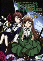 Rozen Maiden - Film Comics 3 Anime comics