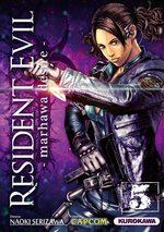 Resident Evil  - Marhawa Desire 5