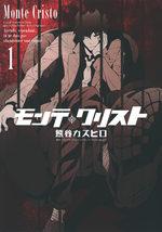 Monte Cristo 1 Manga