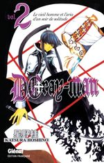 D.Gray-Man  2