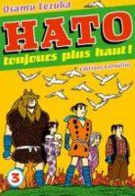 Hato - Toujours Plus Haut ! 3 Manga
