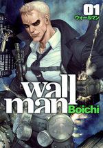 Wallman 1 Manga