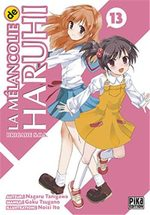La Mélancolie de Haruhi Suzumiya 13 Manga
