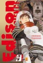 Edison Fantasy Science 3 Manga