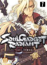 Soul Gadget Radiant 7 Manga