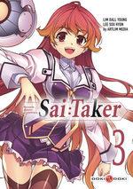 Sai:Taker T.3 Manga