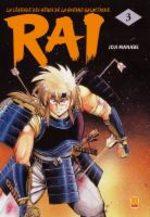 Rai 3 Manga