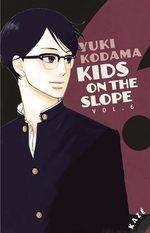 Kids on the slope 6 Manga