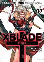X Blade - Cross 7 Manga