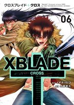 X Blade - Cross 6 Manga