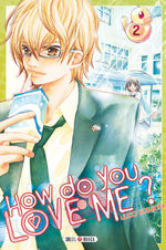 couverture, jaquette How do you love me? 2