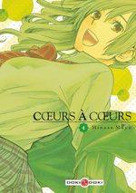 Coeurs à coeurs 4 Manga