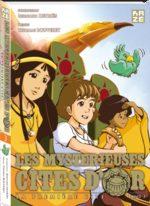 Les Mystérieuses Cités d'Or T.3 Global manga