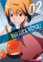 Bad luck witch ! 2 Manga