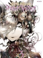 Cat of Albarose - Night walker 3 Manga