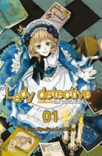 couverture, jaquette Lady détective 1
