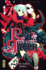 Red Raven 7 Manga