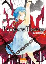 Pandora Hearts 21