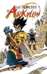 Les torches d'Arkylon 1 Global manga