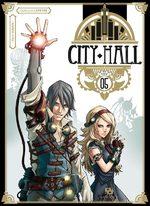 City Hall 5 Global manga
