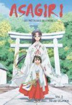 Asagiri, les Pretresses de l'Aube T.2 Manga