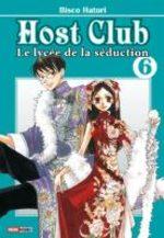 Host Club - Le Lycée de la Séduction 6 Manga