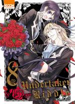 Undertaker Riddle 8 Manga