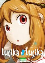 Lucika Lucika 5 Manga