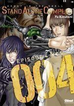 Ghost in The Shell - Stand Alone Complex 4 Manga