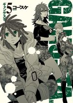 Gangsta 5 Manga
