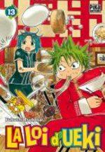 La Loi d'Ueki 13 Manga