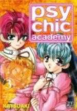 Psychic Academy 3 Manga