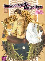 Docteur Lapin et Mister Tigre T.1 Manga
