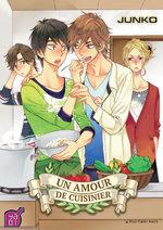 Un amour de cuisinier ! Manga