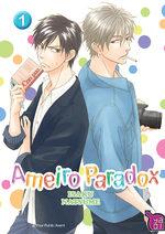 Ameiro Paradox T.1 Manga