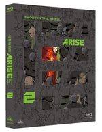 Ghost in the Shell Arise 2 OAV