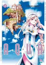 Aqua 2 Manga