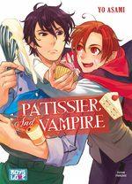 Patissier and Vampire Manga